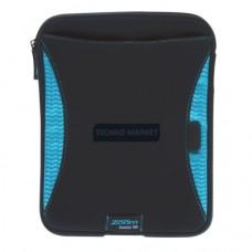 Techno Market Zoom 10-Inch Sleeve (Blue)
