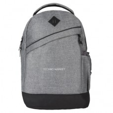 Techno Market Graphite Compu-Backpack (Charcoal)
