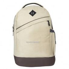 Techno Market Graphite Compu-Backpack (Tan)