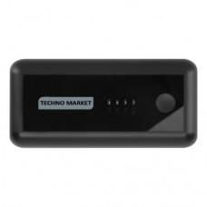 Techno Market Watt Charger (Black)
