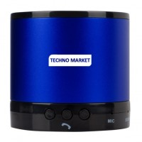 Techno Market Greedo Bluetooth Speaker (Royal)
