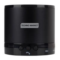 Techno Market Greedo Bluetooth Speaker (Black)